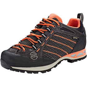 Hanwag Makra Low GTX Shoes Women asphalt/orink